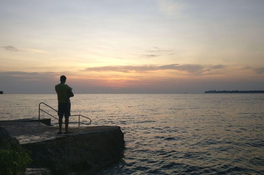 Urlaub – die Zeit des frühenAufstehens