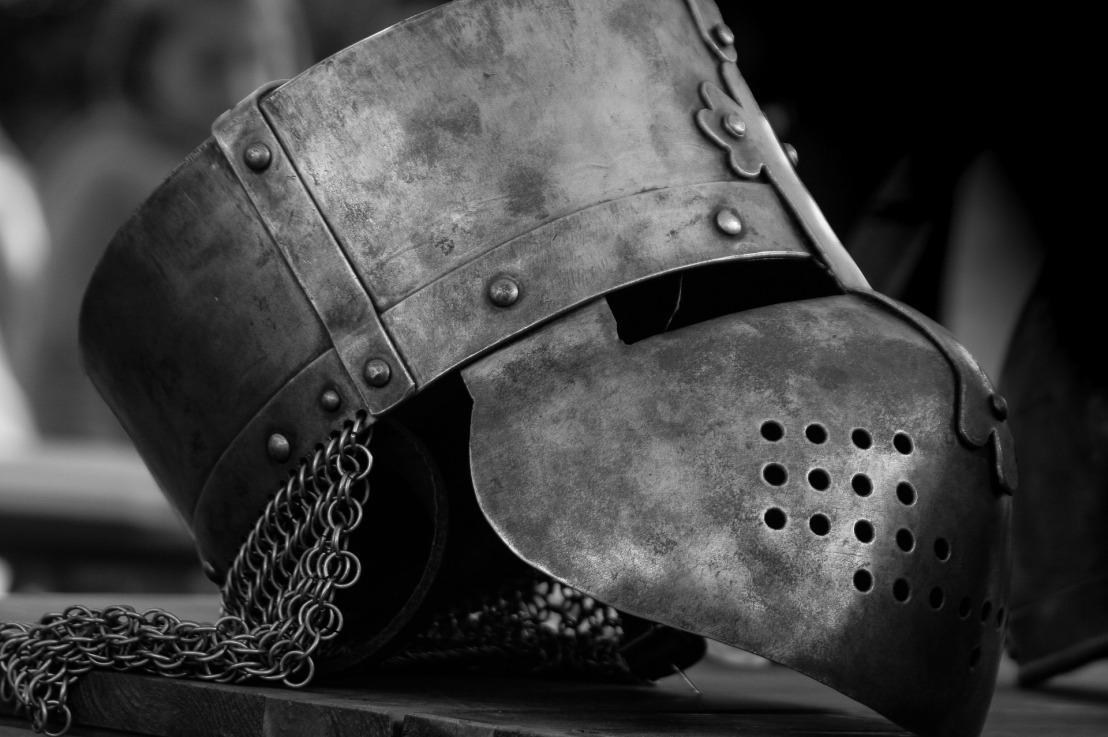 Was Fußballer und moderne Ritter gemeinsamhaben